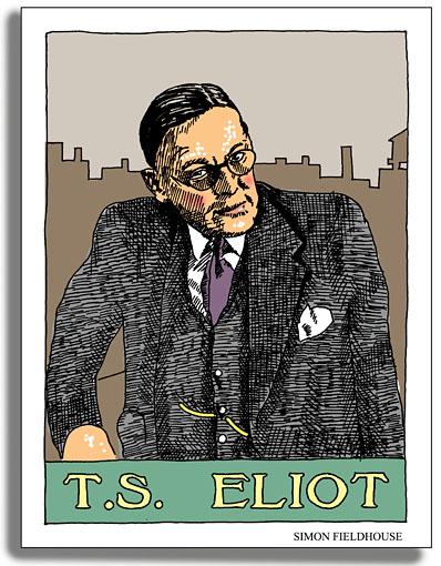 t s eliot style