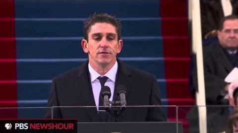 Watch Poet Richard Blanco Read the Inaugural Poem