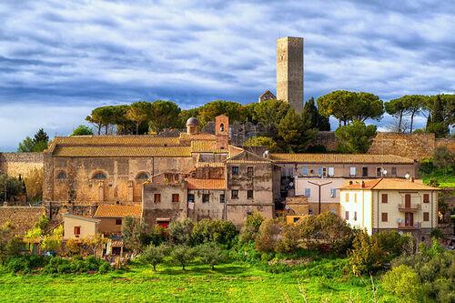 Italy-tarquinia