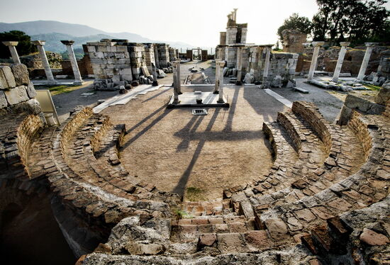 Basilica-of-St-John-With-Grate-Taken-Out-Selcuk-Izmir-Province-Turkey-2013-05-02-18-35-11