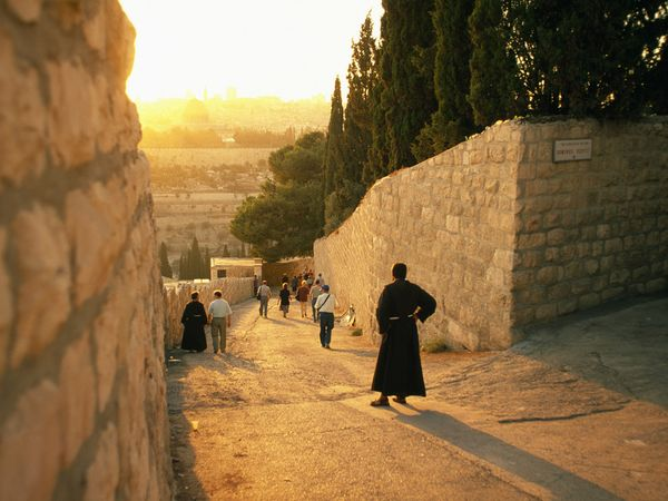 File:Mount of Olives by Stefano Armantini.jpg