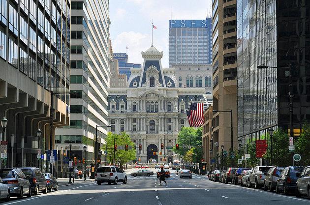 File:Philadelphia City Center street scene.jpg