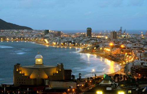 Canary Islands, Spain - Ryanair winter routes from Bournemouth Airport - Gran Canaria car hire