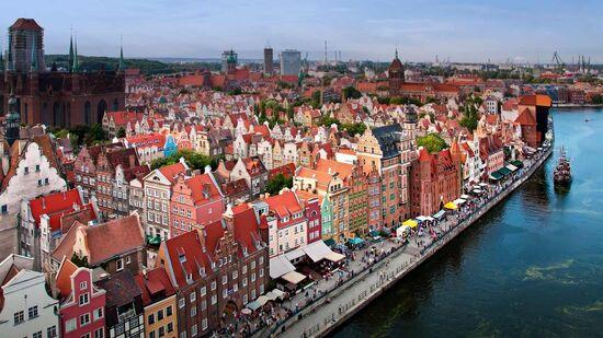 Gdańsk poland