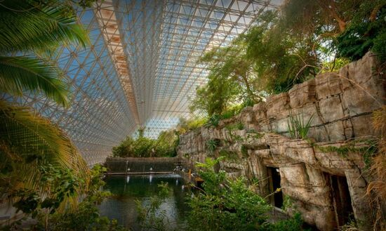 Biosphere in Oracle, Arizona