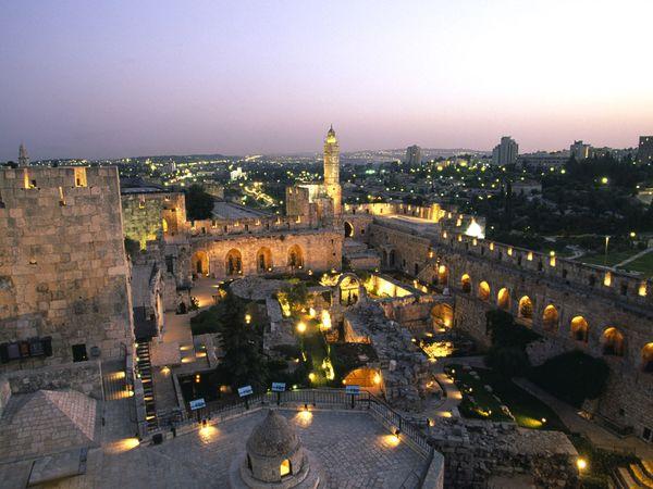 File:Night city lights in exotic Jerusalem.jpg