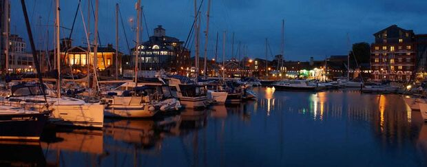 Ipswich-twilight