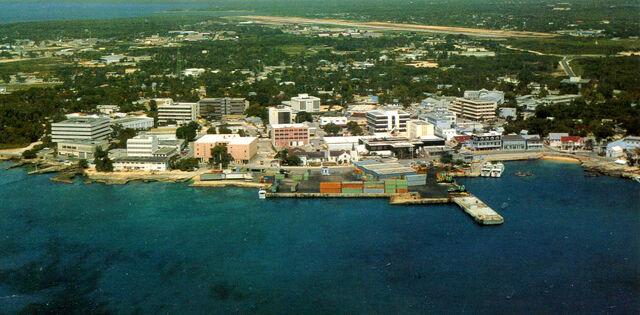 File:George Town Aerial view.jpg