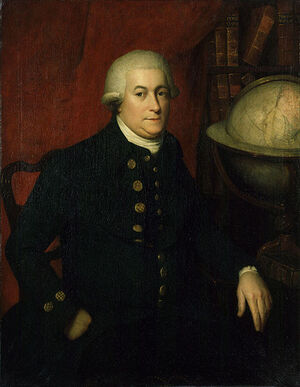George Vancouver, probable