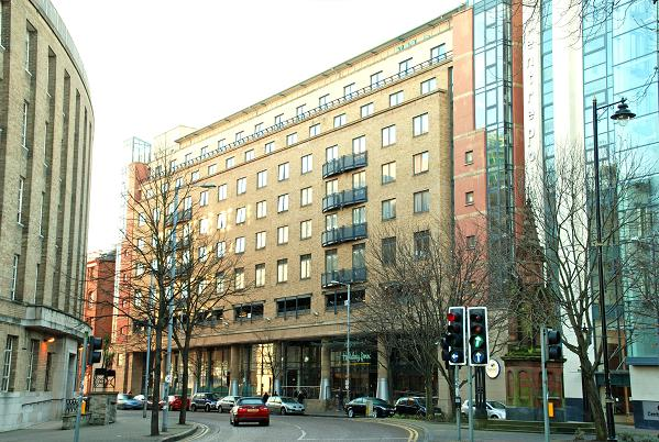 File:Downtown, Holiday Inn in Belfast.jpg