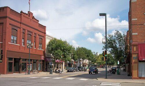 Downtown Hopkins