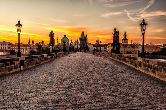 Prague sunrise (8099151633)