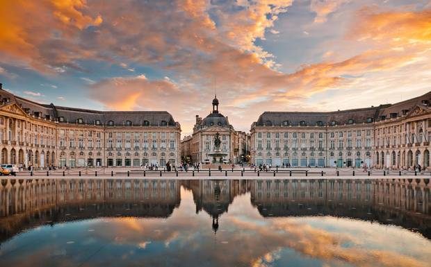 Beautiful gorgeous Bordeaux