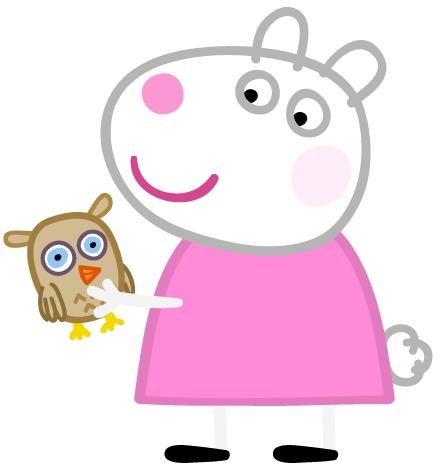 suzy sheep peppa pig fanon wiki fandom powered by wikia