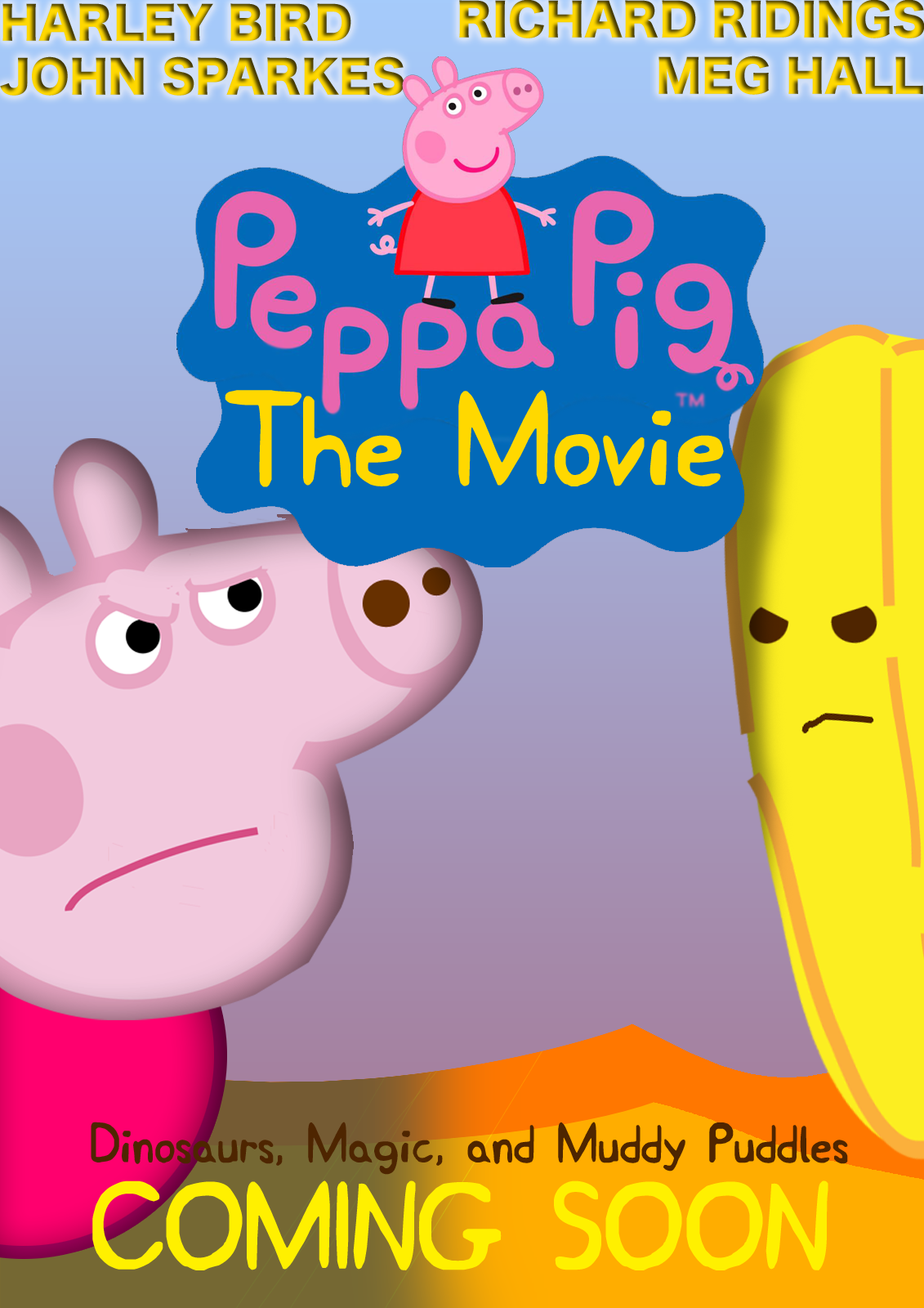 Peppa pig the movie peppa pig fanon wiki fandom powered by wikia