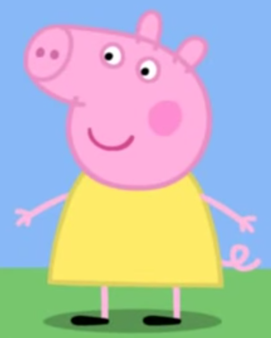 chlo u00e9 pig peppa pig fanon wiki fandom powered by wikia Polar Bear Cartoon Clip Art cartoon polar bear clip art