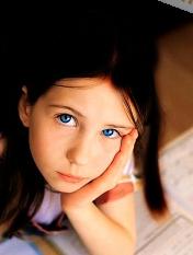 Erin Castellan~little girl