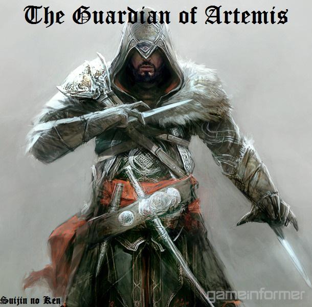 Artemis Motou Fanfiction