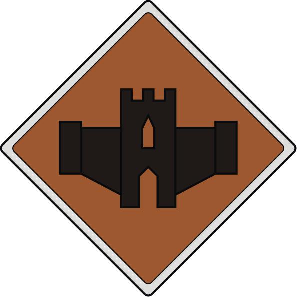Fort Weyr Shield