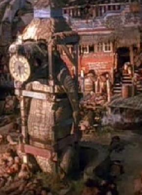 File:Hook the film crocodile clock tower in the movie.JPG