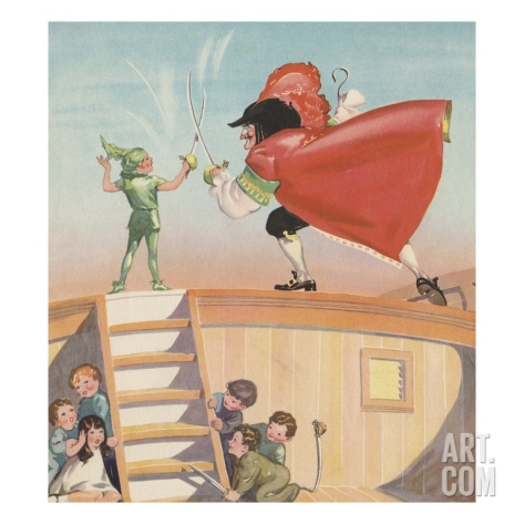 File:Illustration-of-peter-pan-and-captain-hook-sword-fighting-by-roy-best i-G-61-6157-LHXG100Z.jpg