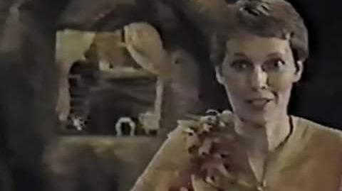 Peter Pan - Mia Farrow - Danny Kaye - 1976