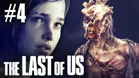 The Last of Us - Part 4 - Walkthrough Playthrough Let's Play - The Clicker Zombies!