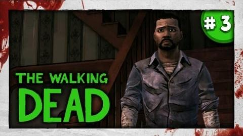 WHERE IS CLEMENTINE? - The Walking Dead Episode 4 - Part 3 - Around Every Corner