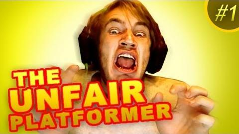 I'M NOT MAD! - The Unfair Platformer - Part 1-0
