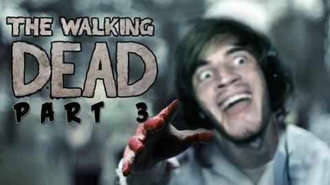 The Walking Dead - DUCK IS FULL OF LUCK! - Walking Dead - Part - 3