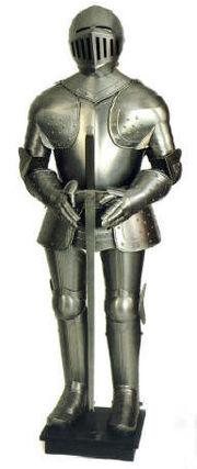 AR008 White Knight Armor-1-