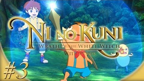 Ni no Kuni: Wrath of the White Witch - Part 3