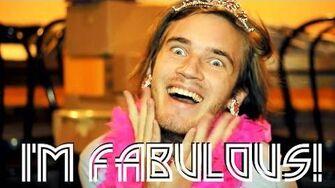 FABULOUS! (PewDiePie Song, By Roomie)-0