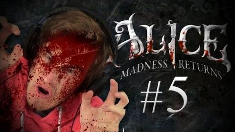 I'M ON MY PERIOD! - Alice Madness Returns - Part 5