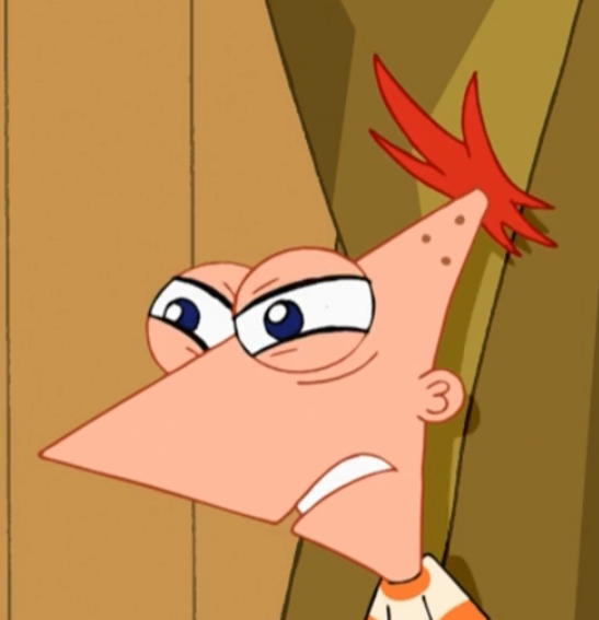 Image - Angry.png | Phineas and Ferb Fanon | Fandom ...