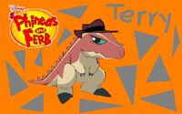 Terry the Tyrannosaurus