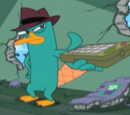 Agent P and T: the Movie