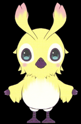 Pso2 rappy mascot