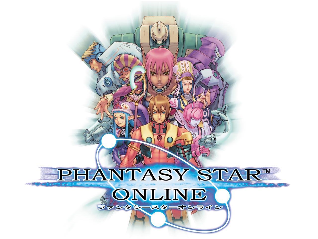 Resultado de imagen de phantasy star online