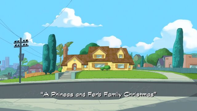File:A Phineas and Ferb Family Christmas title card.jpg