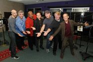 Jay Dunn, Kevin Michael Richardson, Billy West, Dee Bradley Baker, Bill Farmer, Maurice LaMarche & Pat Brady