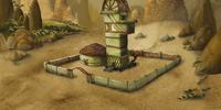 Doofus Khan Multi-Level Yurt