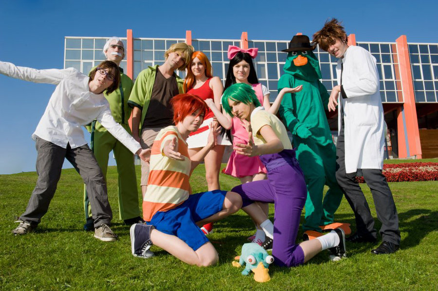 Gazette Issue 77 Phineas And Ferb Wiki Fandom Powered By Wikia