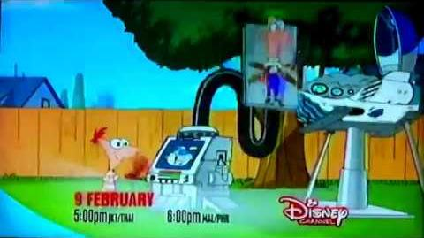 Phineas and Ferb Best 24 Hours Ever! Disney Channel Asia