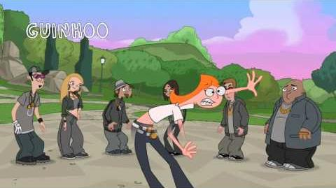 Phineas and Ferb - Squirrels In My Pants HD