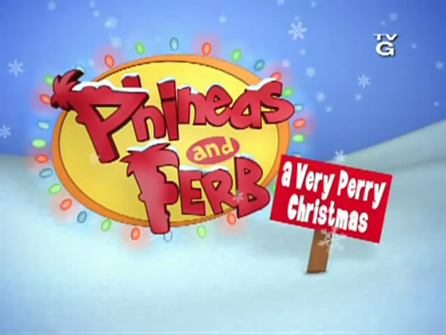 File:Phineas and Ferb - A Very Perry Christmas (Image of DVD Promo).jpg