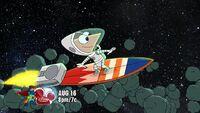 Surfing Asteroids