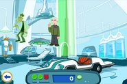 Agent P's Spy Simulation screenshot