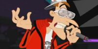 The Doof Raps On Rap