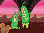 Martian strum